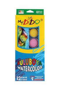 My Dido - Sulu Boya 12'li Orta Boy - My Dido