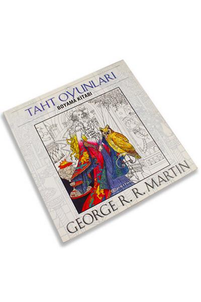 Taht Oyunları / Game of Thrones Boyama Kitabı