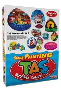 Ada Toys - Taş Boyama Sanatı - Ada Toys