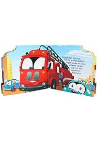 Taşıtlar İlk Kitaplarım Seti 0-3 Yaş - 6 Kitap - Thumbnail