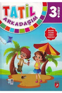 Tay Yayınları - Tatil Arkadaşım 3. Sınıf - Tay Yayınları