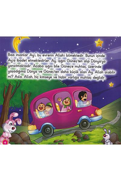 Teşekkür Ederim Allah'ım 10 Kitap 120 Sayfa