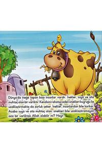 Teşekkür Ederim Allah'ım 10 Kitap 120 Sayfa - Thumbnail