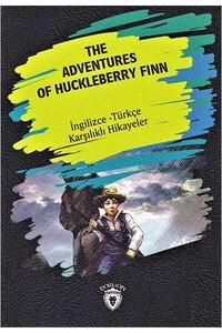 Dorlion Yayınevi - The Adventures Of Huckleberry Finn - İngilizce Türkçe Karşılıklı Hikayeler