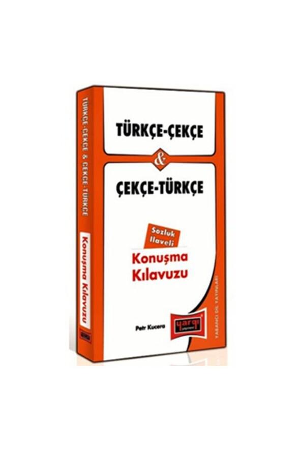 Türkçe - Çekçe, Çekçe - Türkçe, Konuşma Kılavuzu, Sözlük, Türkçe, Çekçe