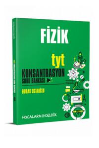 Hocalara Geldik - TYT Fizik Konsantrasyon Soru Bankası - Hocalara Geldik