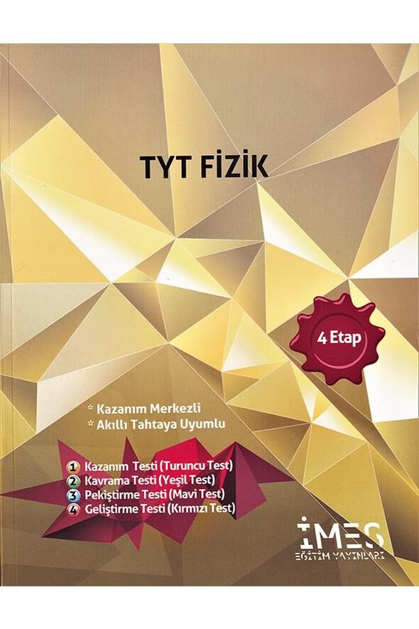 Tyt Fizik Soru Bankası 4 Etap