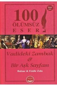 Dionis Yayınları - Vadideki Zambak & Bir Aşk Sayfası - Dionis Yayınları
