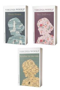 Olimpos - Virginia Woolf Seti - 3 Kitap