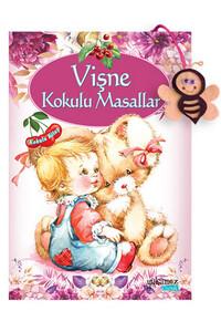 Yakamoz Yayınları - Vişne Kokulu Masallar - Kokulu Kitap