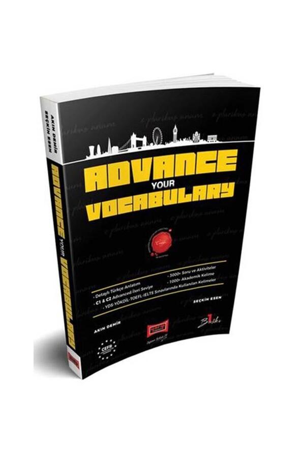 Yargı Yayınları Advance Your Vocabulary