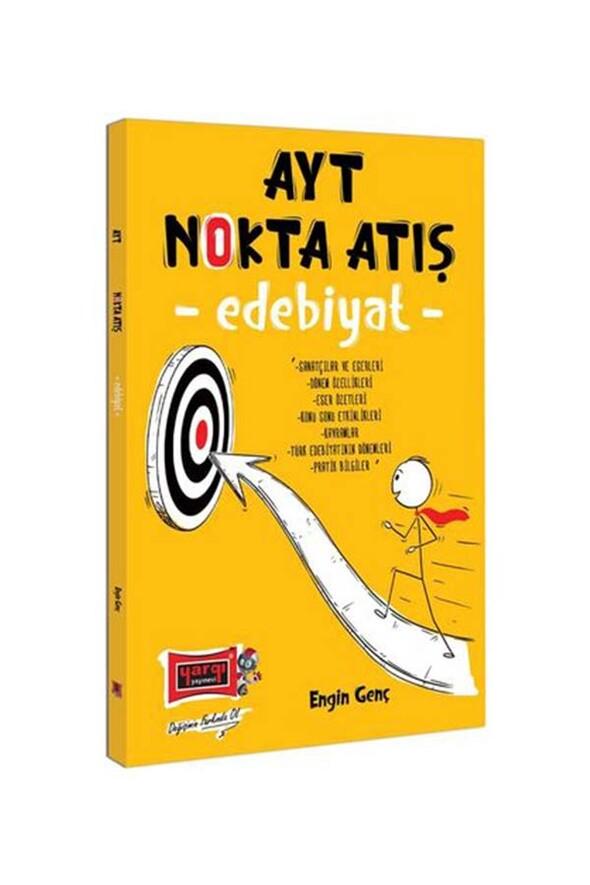 Yargı Yayınları AYT Edebiyat Nokta Atış