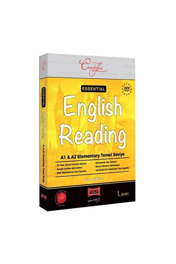Yargı Yayınları Essential English Reading