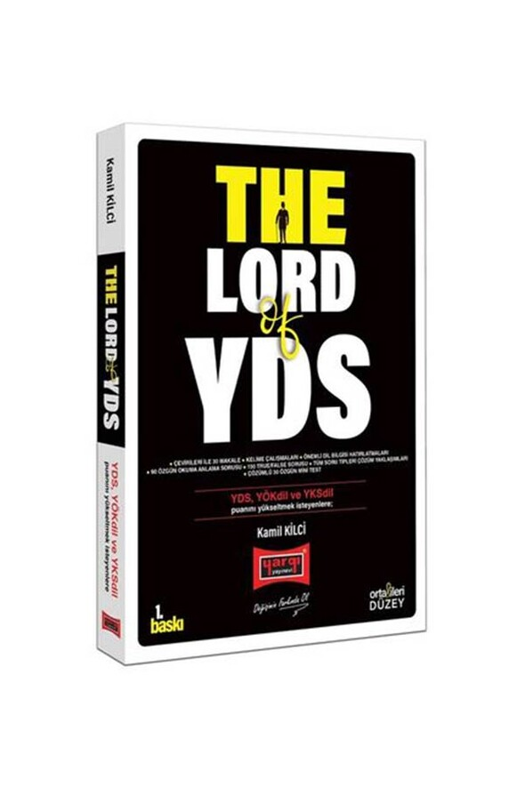 Yargı Yayınları The Lord of YDS