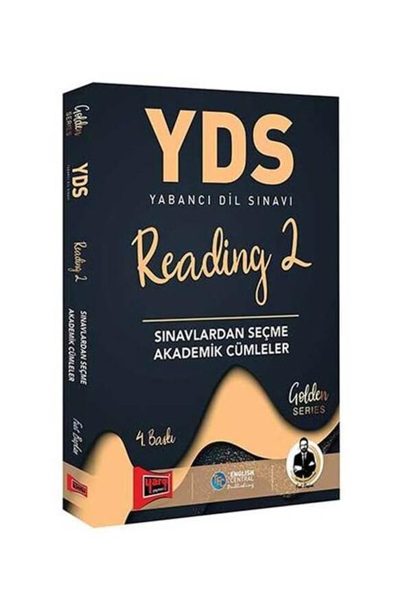 Yargı Yayınları YDS Reading 2 Sınavlardan Seçme Akademik Cümleler