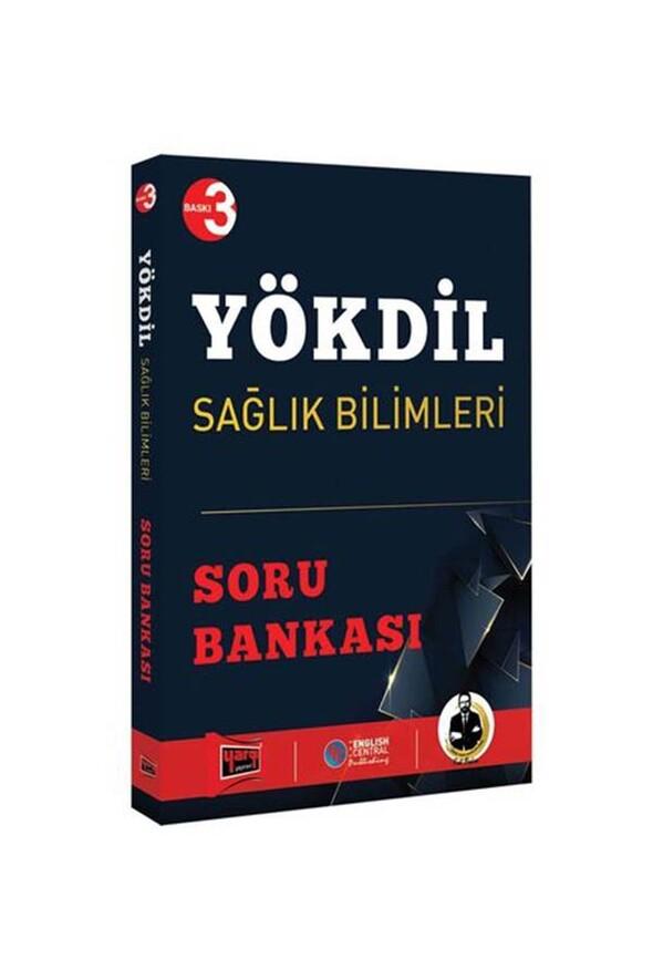 Yargı Yayınları YÖKDİL Sağlık Bilimleri Soru Bankası 3. Baskı