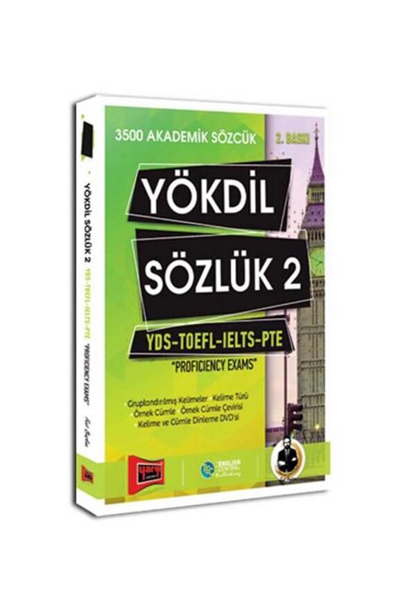 Yargı Yayınları YÖKDİL Sözlük 2