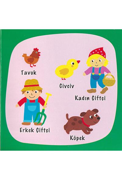 Yavru Ördek Serisi 4 Kitap - 0-6 Yaş Yayınları