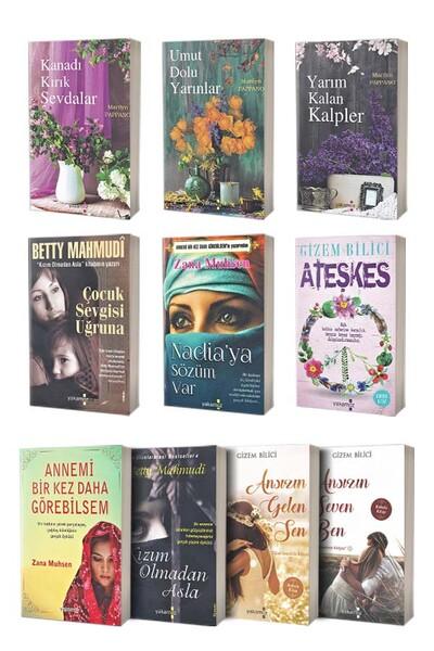 Yaz Kitapları Seti - 10 Kitap
