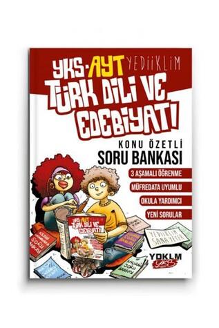 Yediiklim Yayınları - Yediiklim Yayınları AYT Türk Dili Ve Edebiyatı Konu Özetli Soru Bankası