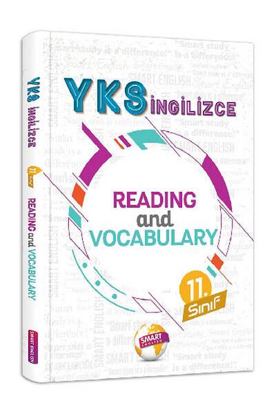 YKS İngilizce 11. Sınıf Reading and Vocabulary - Smart English