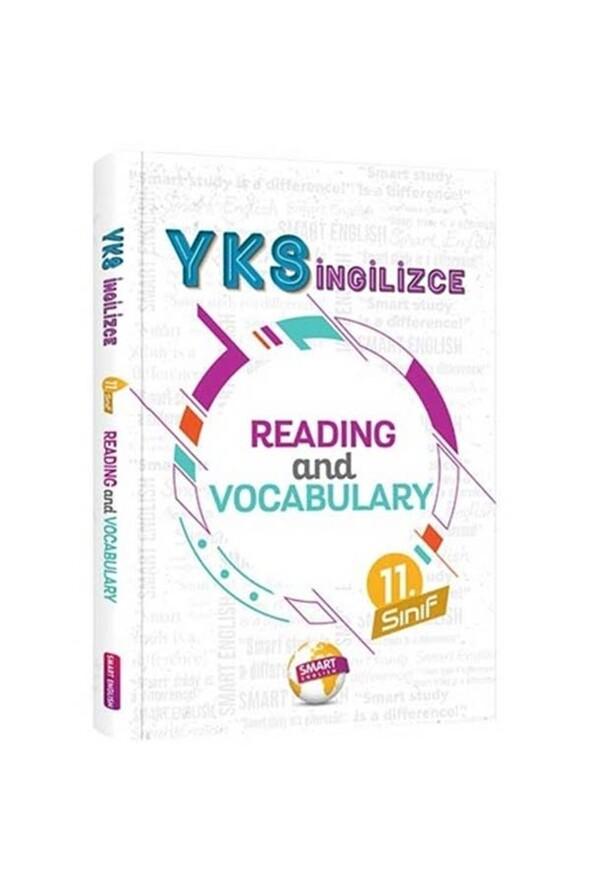 YKS İngilizce Reading and Vocabulary Smart English