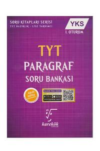 Karekök Yayınları - YKS TYT 1. Oturum Paragraf Soru Bankası - Karekök Yayınları