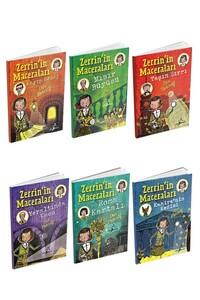 Çocuk Gezegeni - Zerrin' in Maceraları Serisi - 6 Kitap